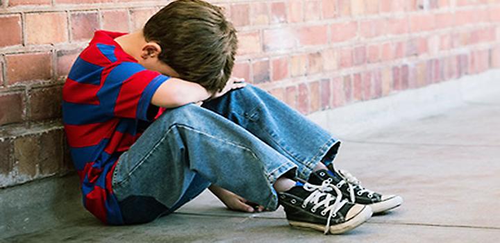 Битые дети - убитое будущее картинка