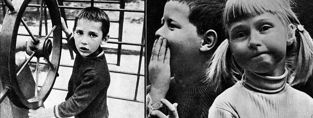 Детдомовцы вчера и сегодня