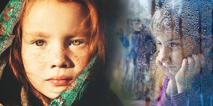 Детская травма. Страхи родом из детства фото