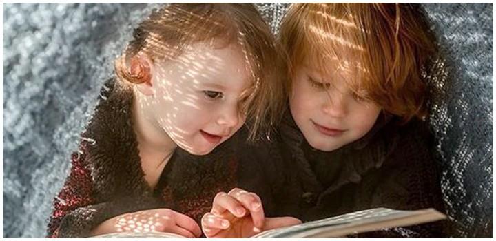 Домашнее чтение вслух картинка