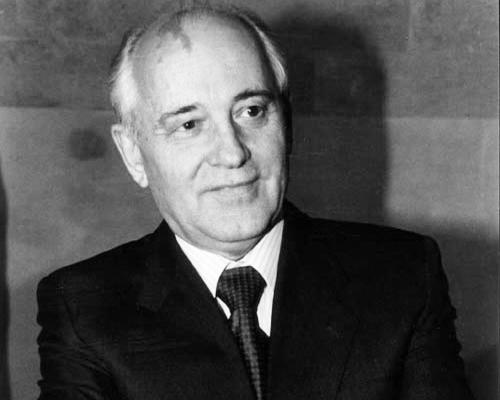 Горбачев картинка