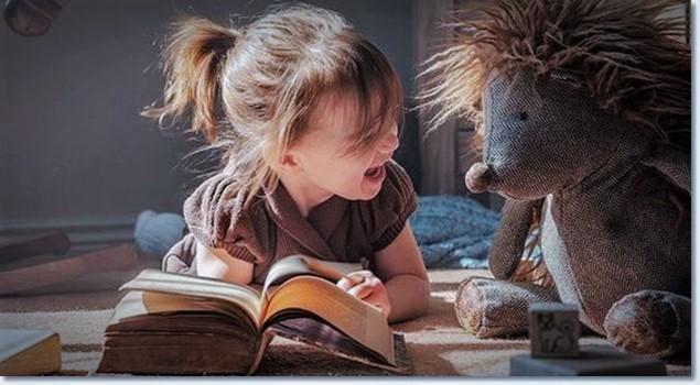 Как развить у ребенка желание читать фото