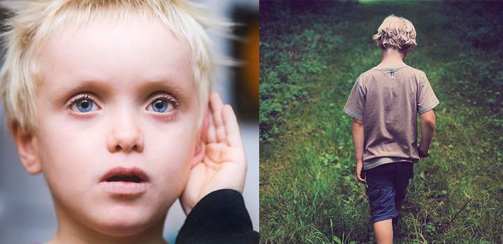 Как распознать аутизм у детей картинка