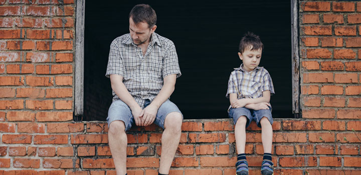Как влияют побои на анального ребенка картинка