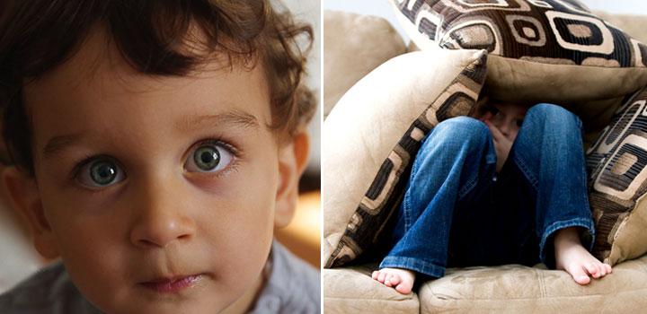 Как влияют побои на ребенка картинка