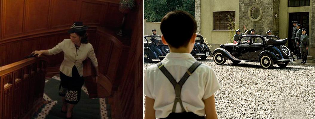 Фильм «Мальчик в полосатой пижаме» картинка