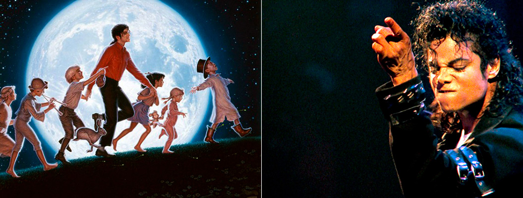 Майкл Джексон феномен фото
