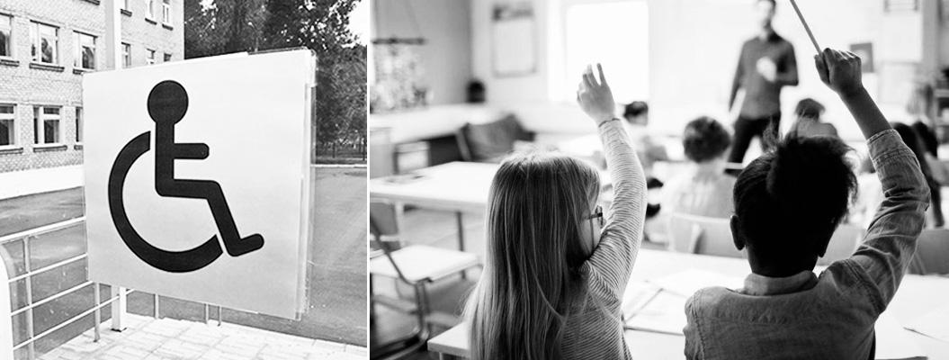 Модели инклюзивного образования детей картинка