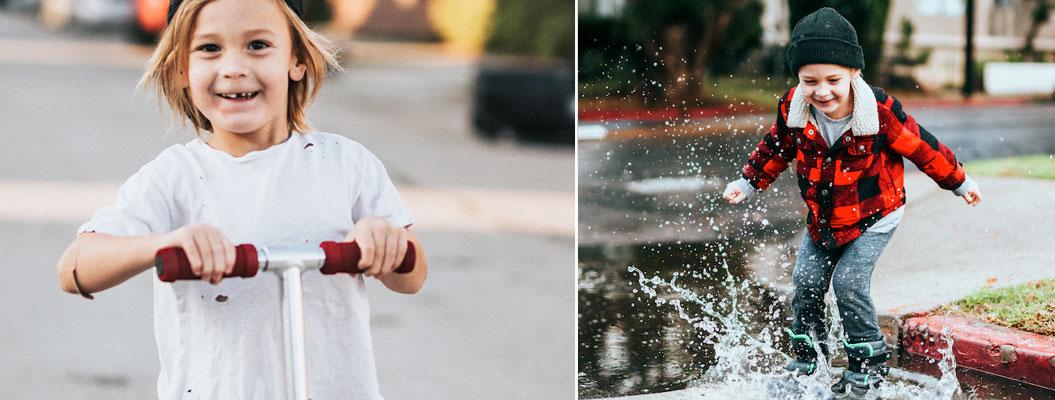 Отклонения в поведении у ребенка фото