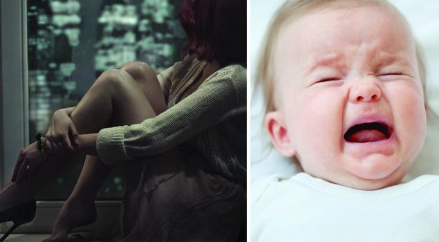 послеродовой синдром фото