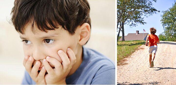 Ребенок грызет ногти мелочь или сигнал опасности фото