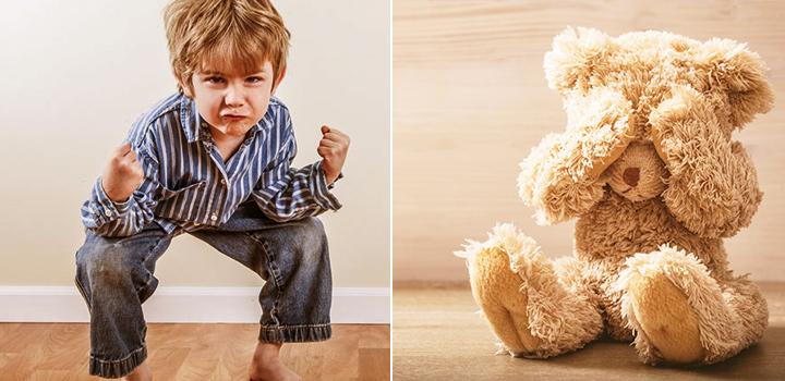 Ребенок растет с отклонениями фото