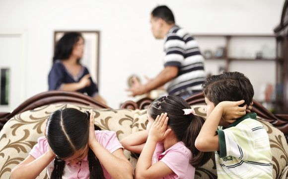 Семейные ссоры конфликты фото