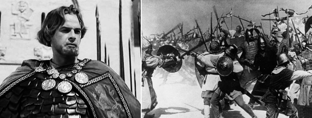 Советское кино во времена Великой Отечественной войны