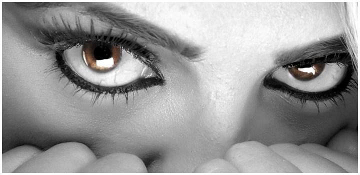 Страх делает женщину жертвой насилия картинка