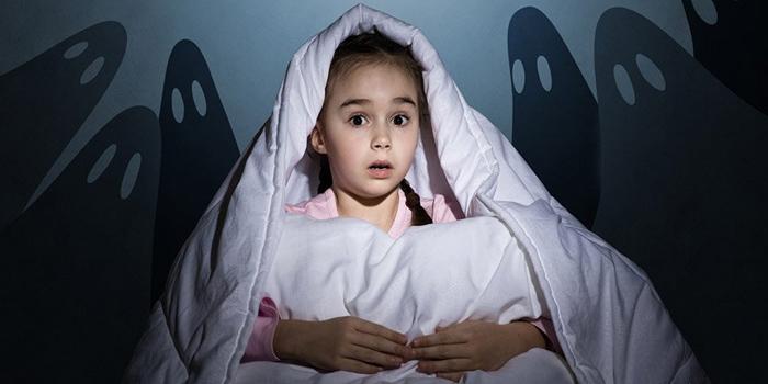 Страхи у детей картинка