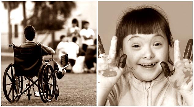 воспитание детей инвалидов фото