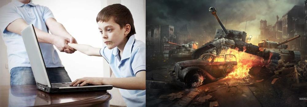зависимость детей от компьютерных игр - фото 3